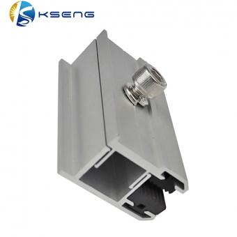 frameless end clamp